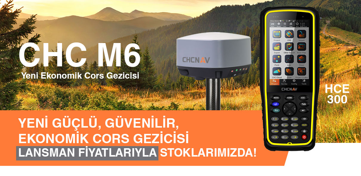 gnss m6 cors chc